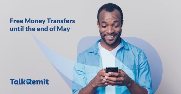 TalkRemit money transfer service and mobile app