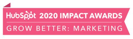 HubSpot Impact Awards for Marketing