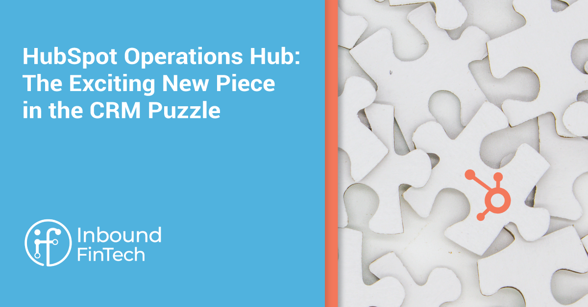 HubSpot Operations Hub - Key Features and Benefits
