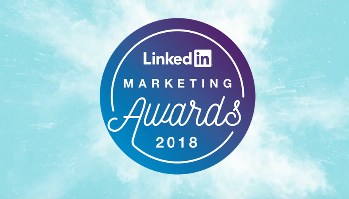 LinkedIn Marketing Awards 2018 finalist - Apply Financial and IFT