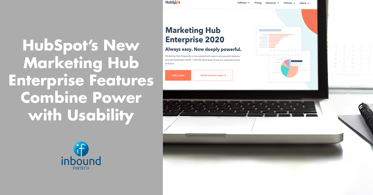 Marketing Hub Enterprise | New Features and Updates
