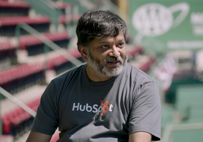 Dharmesh Shah, HubSpot co-founder at Inbound 2020