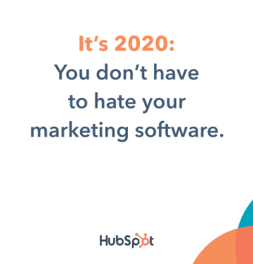 HubSpot Marketing Hub Enterprise | efficiency and usability