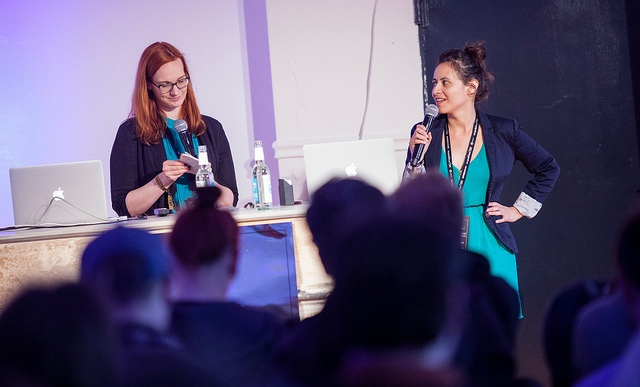 FinTech events and industry knowledge