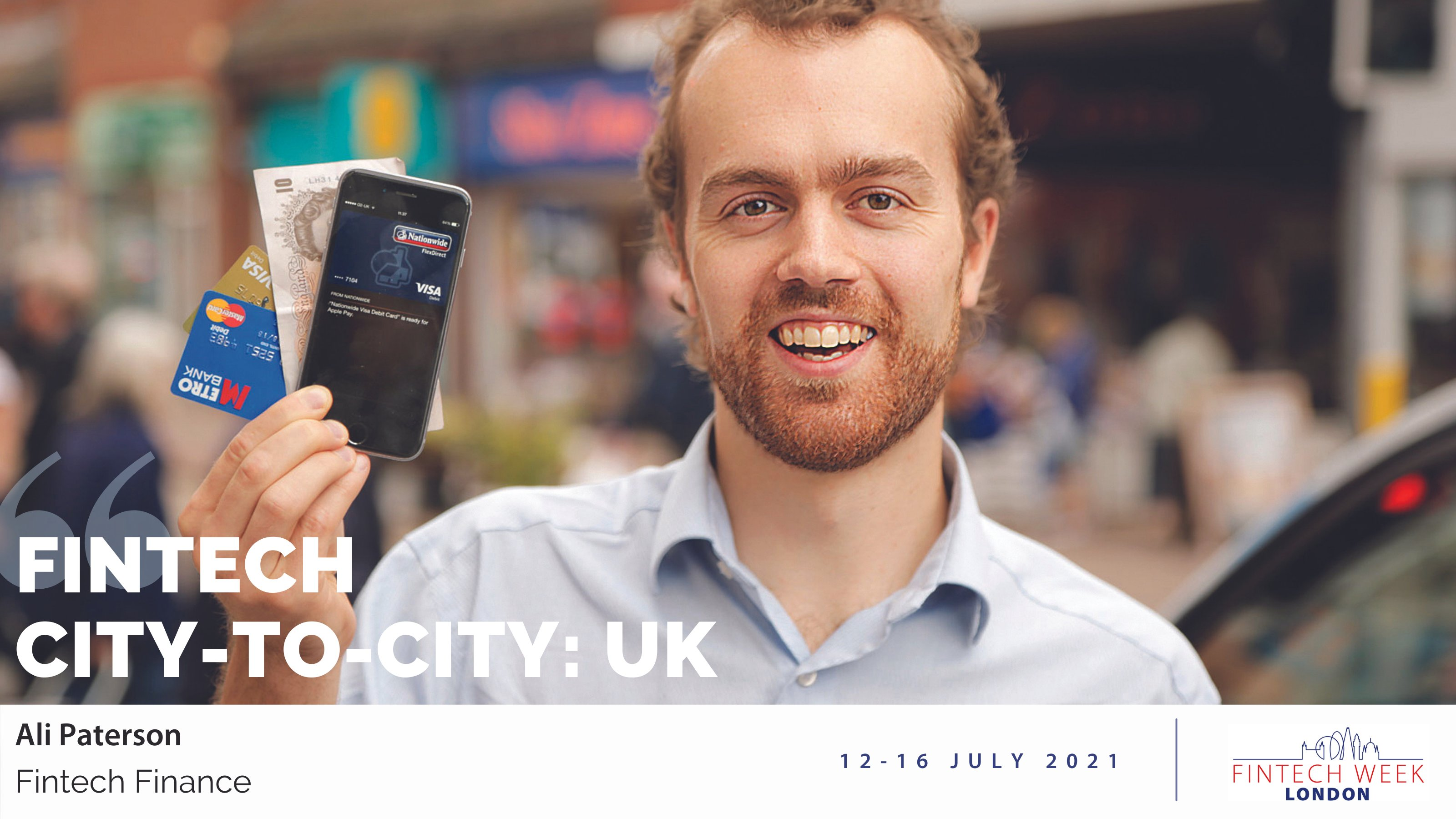 Fintech Week London Preview 2021 | City to city panel sessions