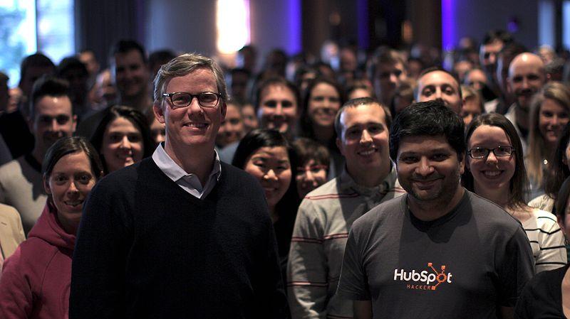 HubSpot inbound marketing for FinTech