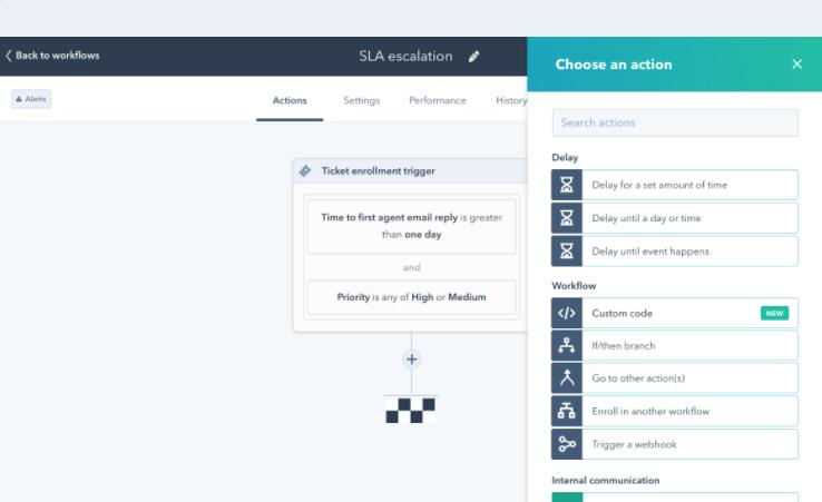 HubSpot Operations Hub | Programmable Automation