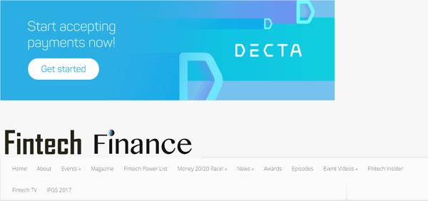 Fintech Finance Blog