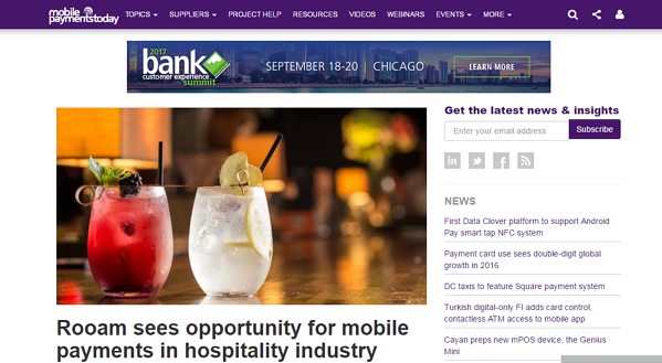 Mobile Payments Blog