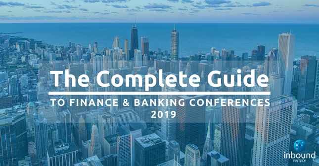 The complete guide to banking and finance conferences